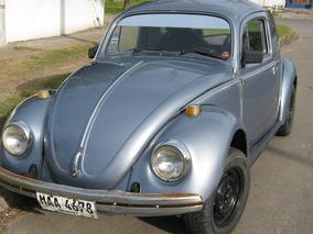 Volkswagen Fusca En Muy Buen Estado Dol Ame 2500 O Permuto