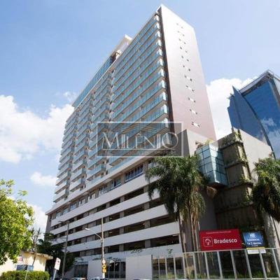 Apartamento Residencial À Venda, Chácara Santo Antônio (zona Sul), São Paulo. - Codigo: Ap14867 - Ap14867