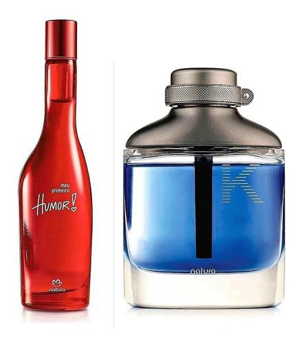 Humor Meu Primeiro + K Eau De Parfum Na - mL a $431