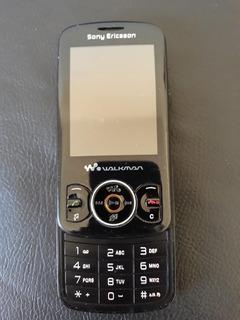 Celular Sony Ericsson W100 Walkman - Leia O Anúncio