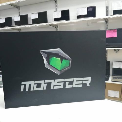 Monster Abra A5 V9.1 Core I7-7700hq,16gb Ram, Gtx 1050,256gb