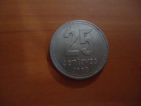Moeda 25 Centavos - 1993
