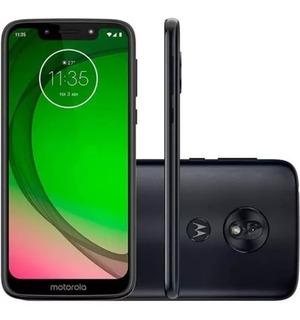 Motorola Moto G7 Play Índigo 32gb Xt1952-2 ! Lacrado !