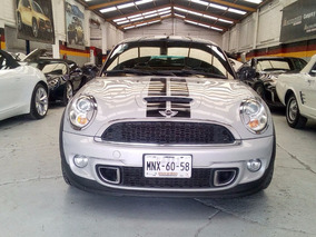 Mini Cooper Coupe Hot Chili S 2013 Impecable.