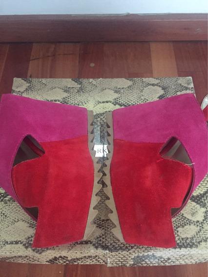 Zapato Ricky Sarkany 36