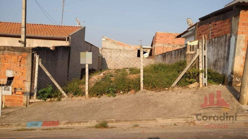 Imagem 1 de 1 de Terreno À Venda, 150 M² Por R$ 95.000,00 - Jardim Da Mata - Americana/sp - Te0477