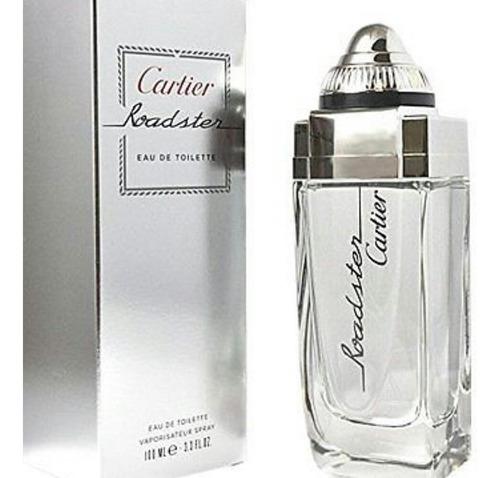Perfume Roadster De Cartier 100 Ml Ori - mL a $1990