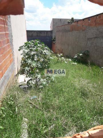 Terreno À Venda, 125 M² Por R$ 149.000 - Parque Jambeiro - Campinas/sp - Te0155