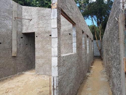 Casa Em Construção Em Nova Itanhaém Litoral - 6003 | Npc