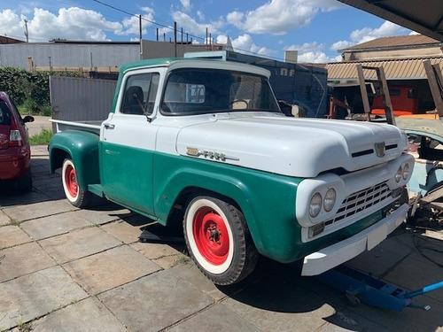 Imagem 1 de 14 de Ford F100 1964