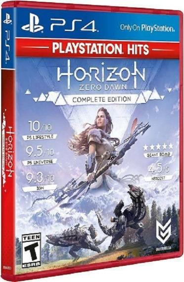Horizon Zero Dawn Complete Edition Mídia Física Lacrado