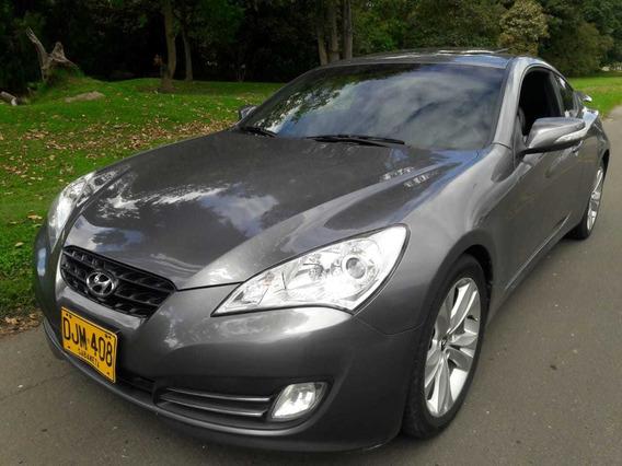 Hyundai Genesis Gl Turbo 2.0 Techo Cuero Full Equipo