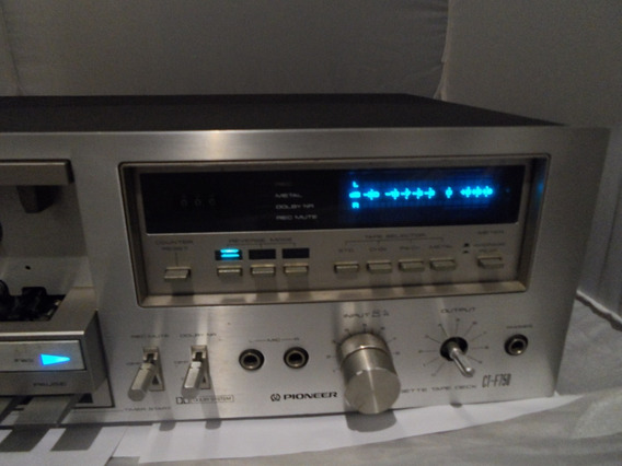 Tape Deck Pioneer Ct-f750 Ct-f-750