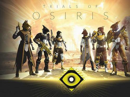 1 Farol(desafios De Osiris) Todas Plataformas