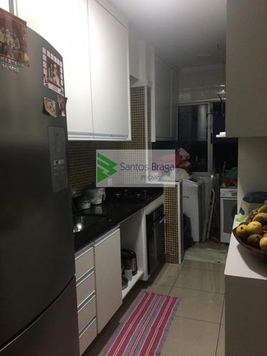 Apartamento Padrão Para Venda Em Jardim Ipanema (zona Oeste) São Paulo-sp - 823