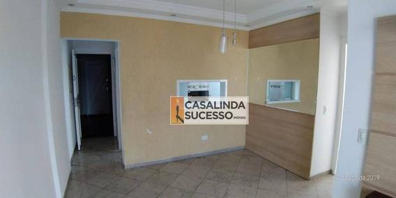Apartamento Com 2 Dormitórios Para Alugar, 52 M² Por R$ 1.400,00/mês - Vila Matilde - São Paulo/sp - Ap5924