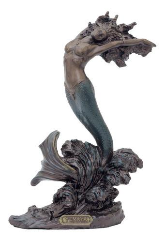 Orisha Yemaya, Esoterismo, Estatuas.