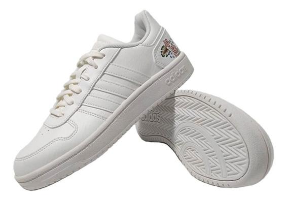 Zapatillas adidas Hoops 2.0 Urbanas Mujer Ef0122 Empo2000