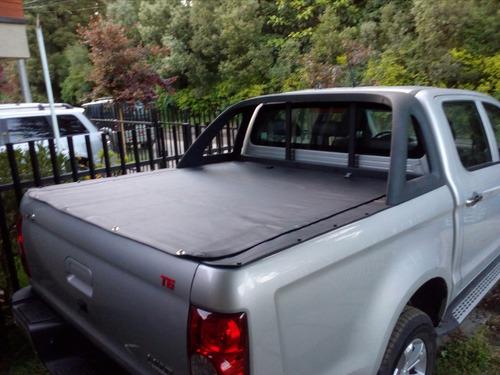 Lona Cubre Pick Up Camioneta Jac T6 2017-2019- Tela Maritima