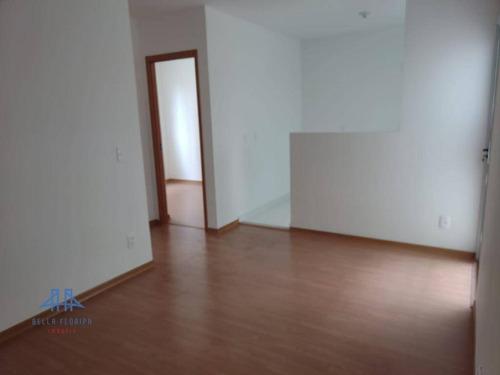 Imagem 1 de 26 de Apartamento Com 2 Dormitórios À Venda, 54 M² Por R$ 177.900,00 - Bom Viver - Biguaçu/sc - Ap3391