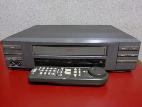 Video Cassete Jvc - No Estado - Com Manual