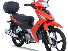Yamaha Cryton 115 - Suzuki Nex 110