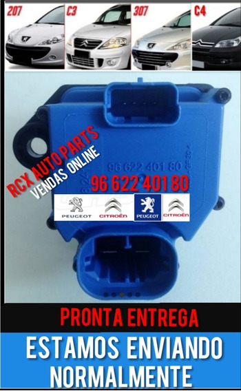 1 Resistência Ventoinha Peugeot Citroen 307 C4 C3 9662240180