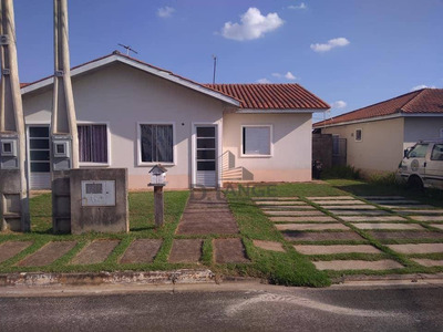 Casa À Venda, 69 M² Por R$ 240.000 - Residencial Pazetti - Paulínia/sp - Ca13037