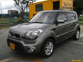 Kia Soul 1.6 At 1600cc 2ab Abs