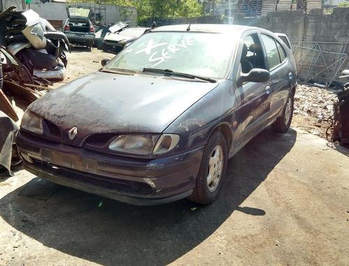 Imagem 1 de 7 de Renault Megane 2.0 8v 1999 Sucata Somente Peças