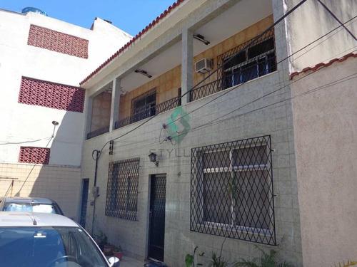Imagem 1 de 15 de Casa De Vila-à Venda-riachuelo-rio De Janeiro - C70203