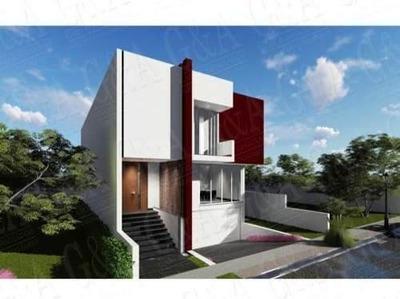 Casa De Lujo Nueva De 3 Niveles En Jardin Real