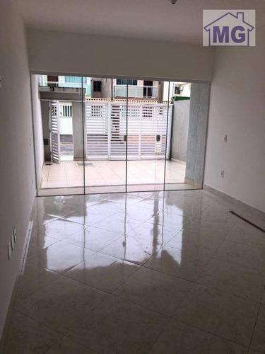 Imagem 1 de 21 de Casa Com 4 Dormitórios À Venda, 115 M² Por R$ 425.000,00 - Vale Das Palmeiras - Macaé/rj - Ca0119