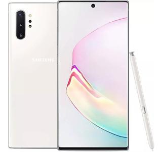 Celular Samsung Galaxy Note 10 256gb Blanco Exhibición