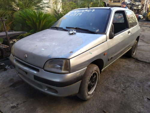 Imagem 1 de 8 de Renault Clio 1.0 8v 1998 Sucata Somente Peças