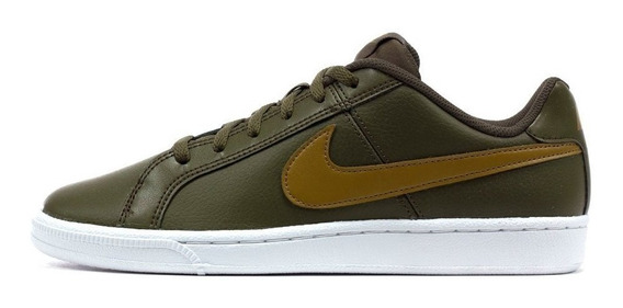 Tenis Nike Court Royale | Mujer | Verde Original 833535-301