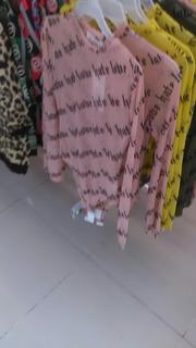 Blusas Y Poloche De Mujer Ii