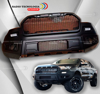 Body Kit Ford Ranger Raptor Fenders Mascarilla Led Halogenos
