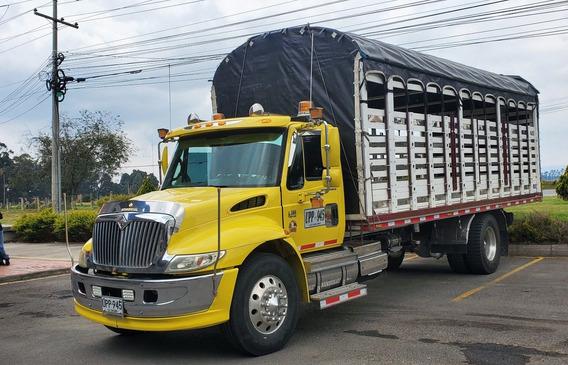 Camion International Estacas Sencillo Económico 600 Barato