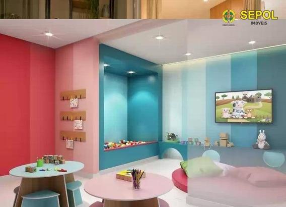 Apartamento Com 2 Dormitórios À Venda, 32 M² Por R$ 147.900,00 - Jardim Planalto - São Paulo/sp - Ap0578