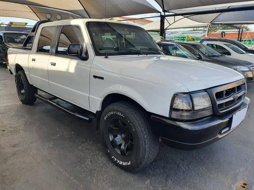 Ford Ranger 2.5 Xl 4x2 Cd 8v Gasolina 4p Manual