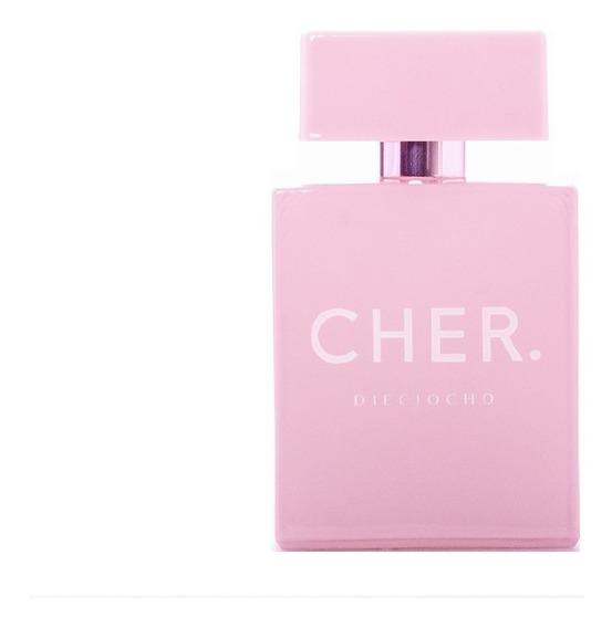 Perfume Mujer Cher Dieciocho Edp - 50ml