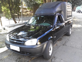 Ford Courier 1.6 L Flex 2009/2009