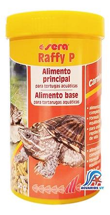 Alimento Comida Para Tortugas Acuáticas. Sera Raffy P 55g