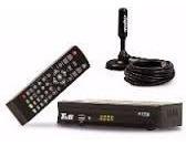 Kit Conversor Tv + Antena Digital Hdtv 3.5 Dbi Interna