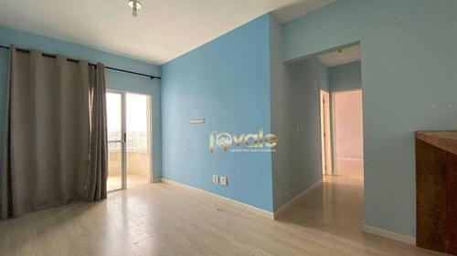 Imagem 1 de 23 de Apartamento Com 2 Dormitórios - Villa Branca - Jacareí/sp - Ap2932