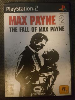 Max Payne 2 Playstation 2