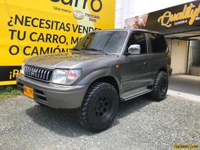 Toyota Prado Gx 3p 4x4