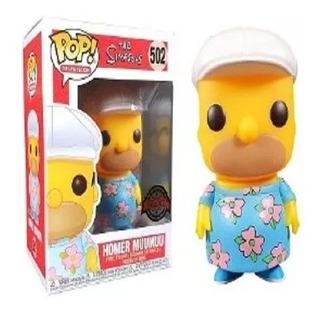 Funko Pop Homer Muumuu Simpsons #502