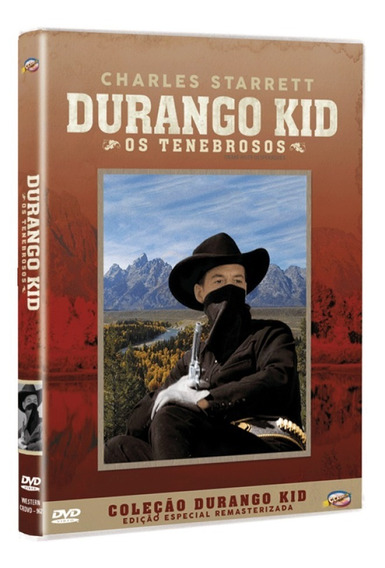 Durango Kid - Os Tenebrosos - Novo - Lacrado - Classicline